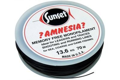 Amnesia Leader Black
