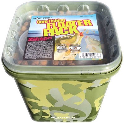 Bait-Tech Carp Fishing Floater Pack