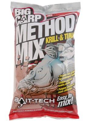 Bait-Tech Big Carp Method Mix Krill & Tuna 2kg