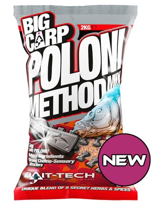 Bait-Tech Big Carp Polony Method Mix 2kg