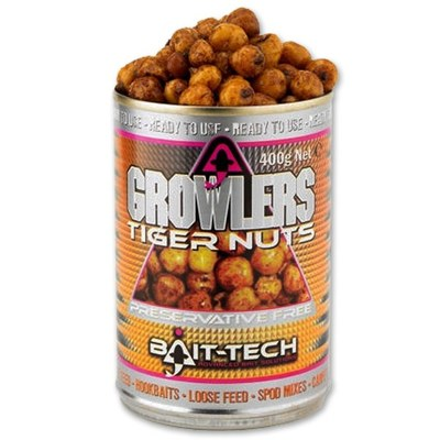 Bait-Tech Growler Tiger Nuts 400g