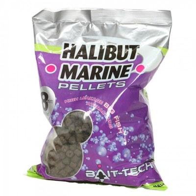 Bait-Tech Halibut Marine Pellets 900g