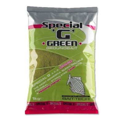 Bait-Tech Special 'G' Green 1kg