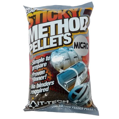 Bait-Tech Sticky Pellet Micro 800g