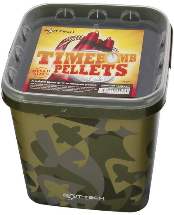 Bait-Tech Time Bomb Pellets 3kg