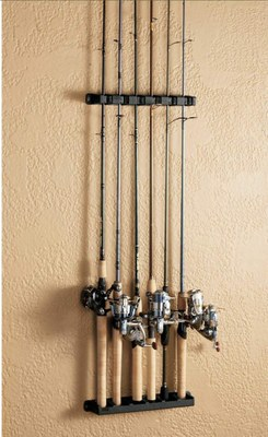 Berkley Fishin Gear Rod Rack Vertical