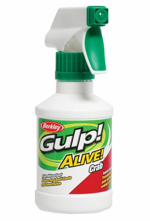 Berkley Gulp! Alive Attractant Crab