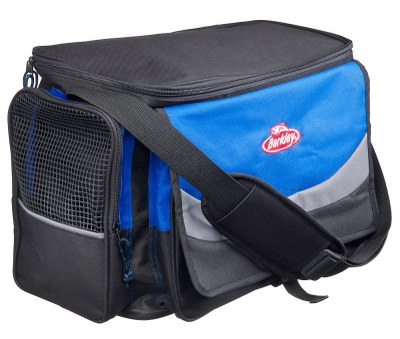 Berkley System Bag + 4 Box Blue-Black