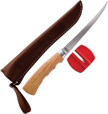 "Berkley Wood Handle Fillet Knife 6"""