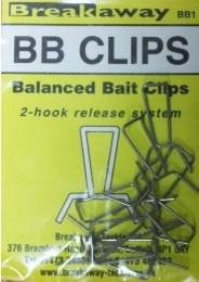 Breakaway Balanced Bait Clips