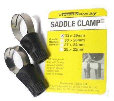 Breakaway Saddle Clamp