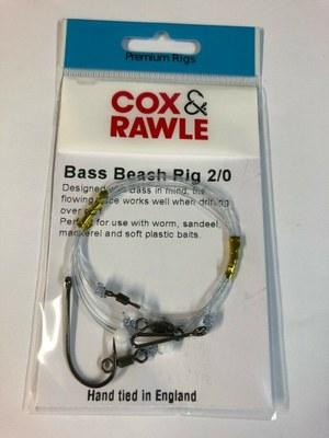 Cox & Rawle Bass Beach Rig