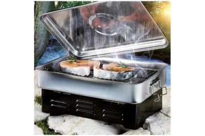 DAM Deluxe Fish Smoker Oven