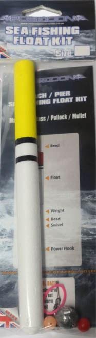 Dec Pencil Float Kits