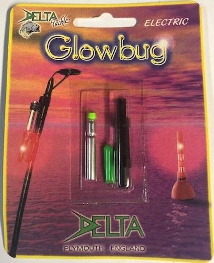Delta Glow bug green