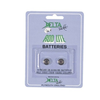 Delta Tip Light Batteries