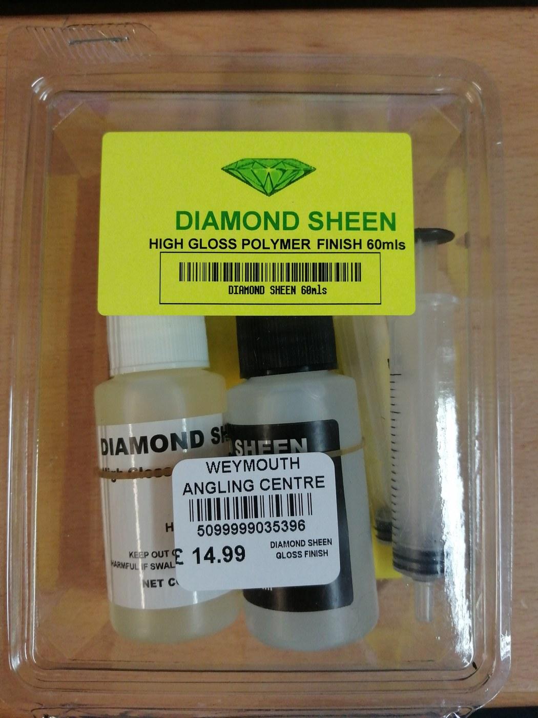 Diamond Sheen High Gloss Rod Kit