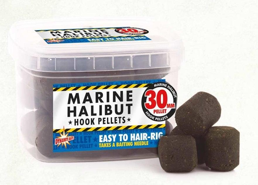 Dynamite Baits Marine Halibut Hook Pellets 30mm