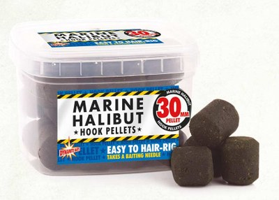 Dynamite Baits Marine Halibut Hook Pellets 30mm