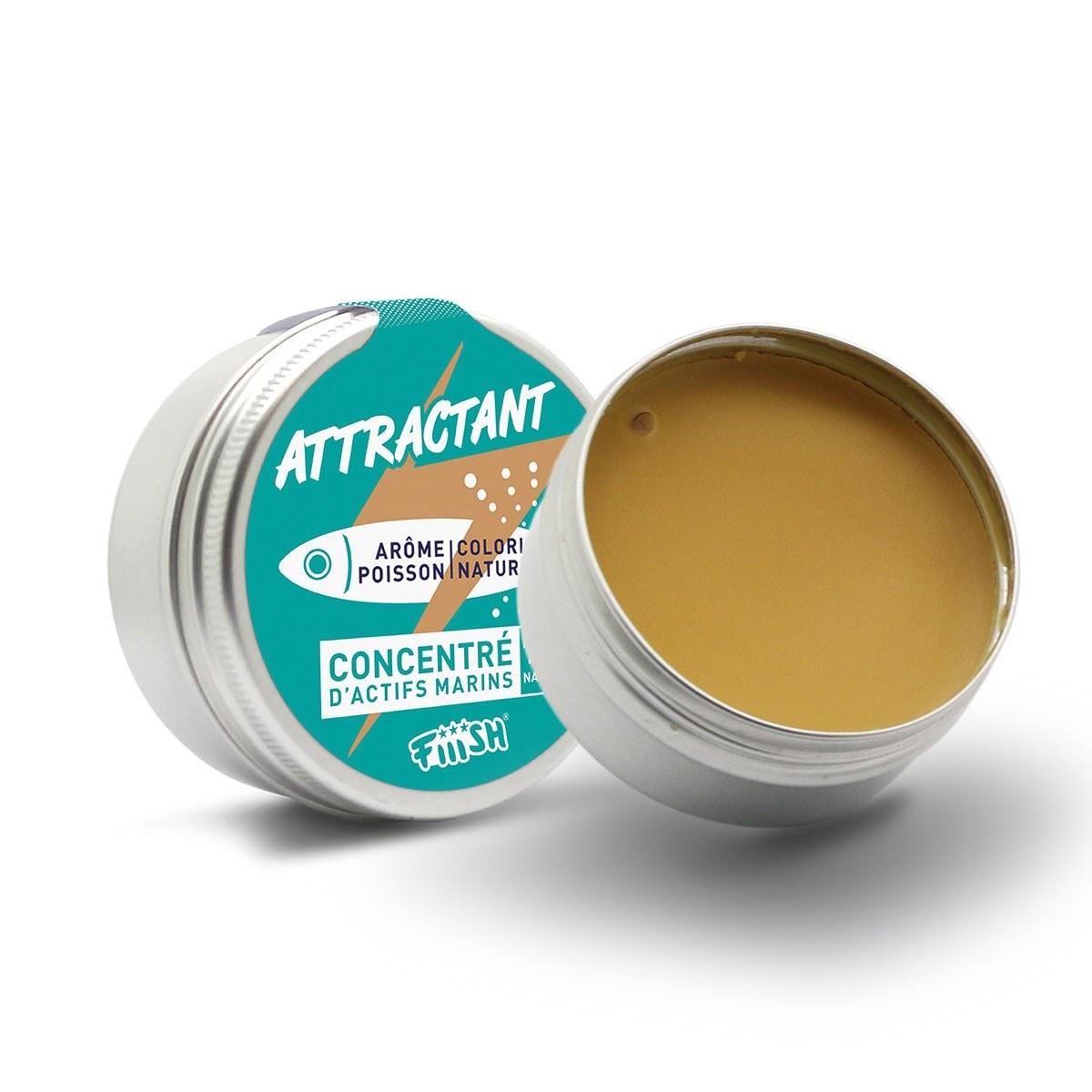 Fiiish Attractant Paste Natural 40g