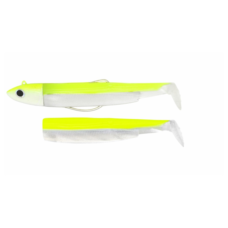 Fiiish Black Minnow Combo Offshore Yellow Fluo
