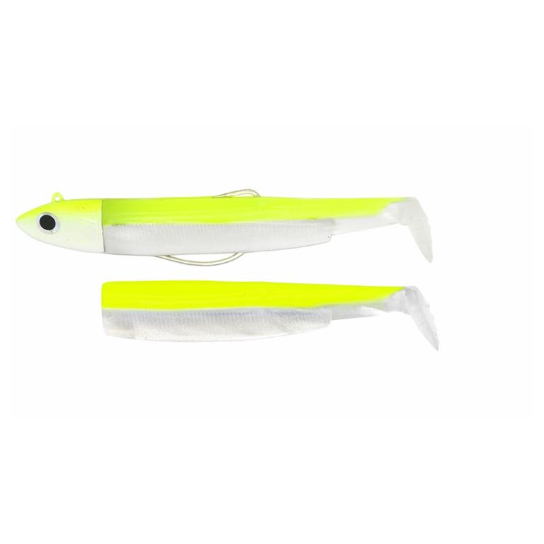 Fiiish Black Minnow Combo Offshore Yellow Fluo