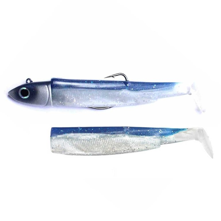 Fiiish Black Minnow Combo Offshore Blue