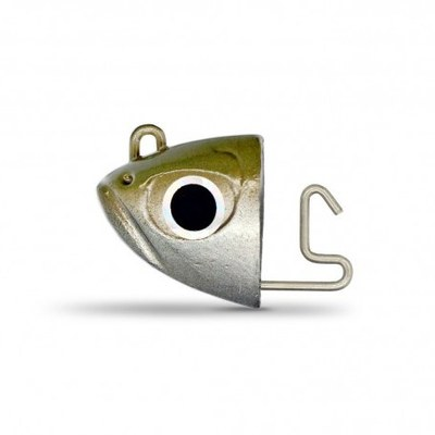 Fiiish Black Minnow 140 | Jig Heads | Size No 4