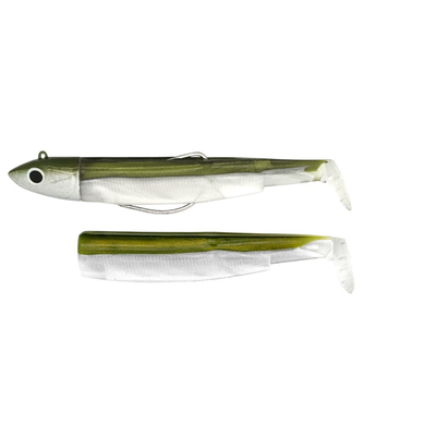 Fiiish Black Minnow 160 Combo Size No 5 Off Shore 60g Khaki