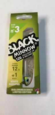 Fiiish Black Minnow No 3 Combo Shore 12g