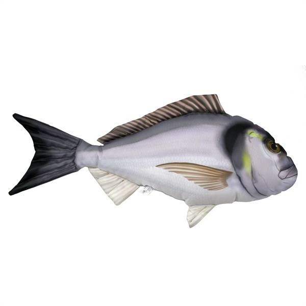 Gaby Fish Pillow Sea Bream 62cm