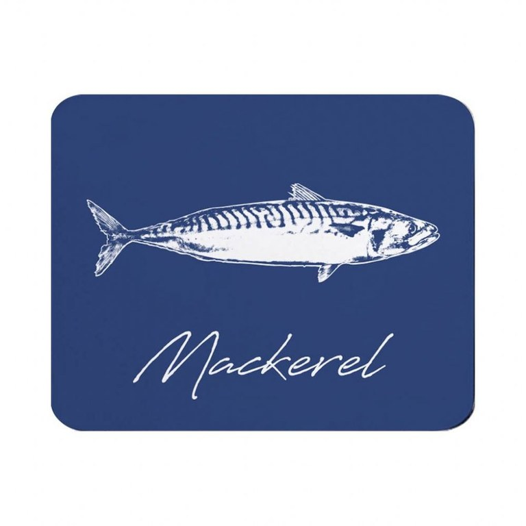 Fish Placemats Mackerel