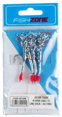 Fishzone Silver Teasel