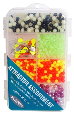Fladen Attractor Assortment Beads