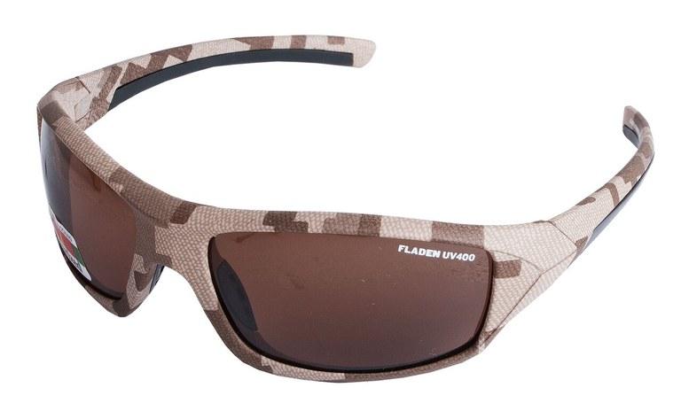 Fladen Polarized Sunglasses Bush Camo