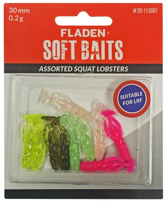 Fladen Squat Lobsters