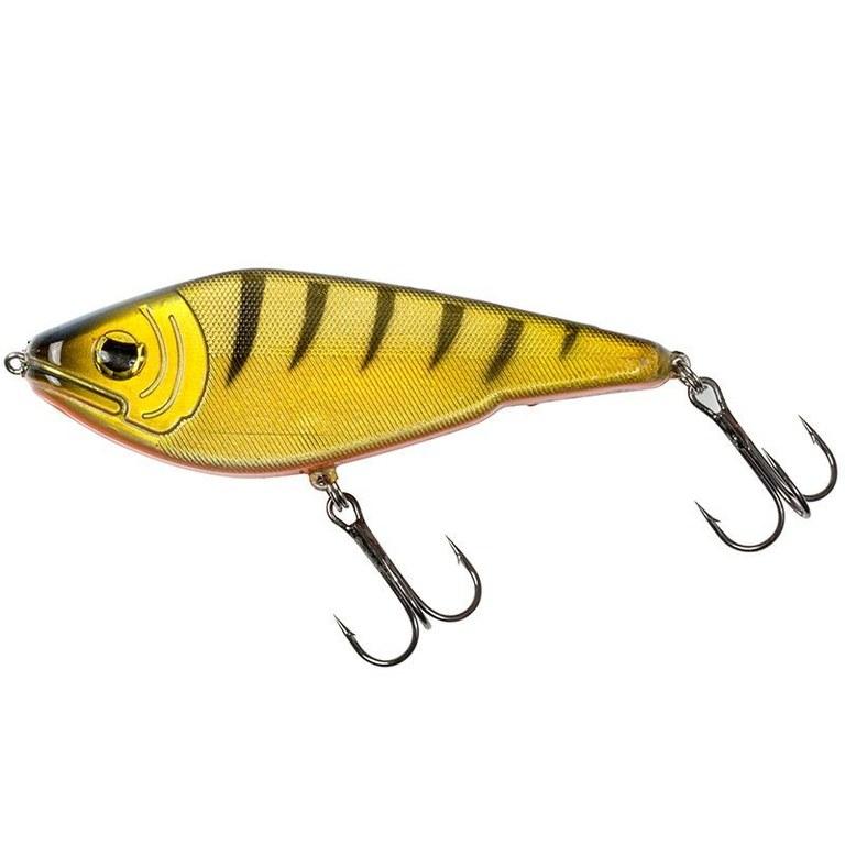 Fladen Warbird Predator Golden Tiger 9cm 25grams