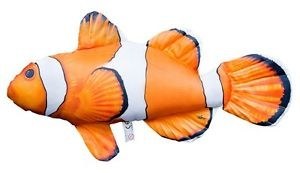 Gaby Mini Clownfish (Nemo) Pillow