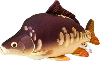Gaby Mini Mirror Carp Pillow