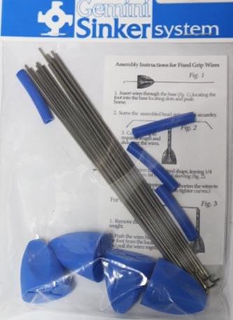Gemini Anti Snag Fixed Grip Head Kit