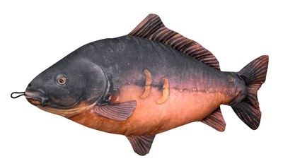 Fladen Mirror Carp Fish Cushion Toy