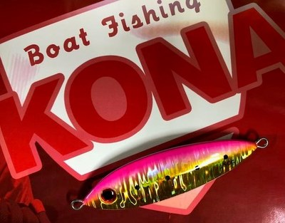 Grauvell Kona Slow Stich Jig Colour 006