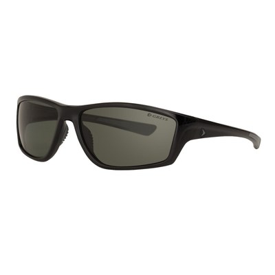Greys G3 Sunglasses Gloss Black Green Grey