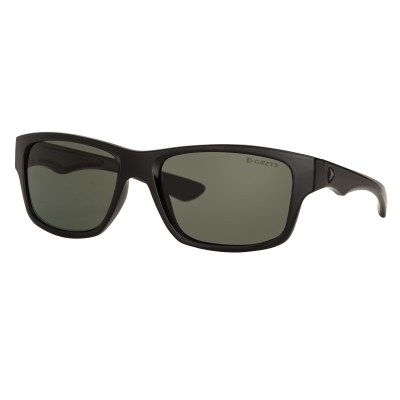 Greys G4 Sunglasses Matt Black Green Grey