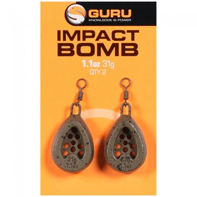 Guru Impact Bomb Weight 1.1oz