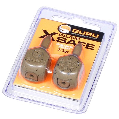 Guru Inline X Safe Square Pear