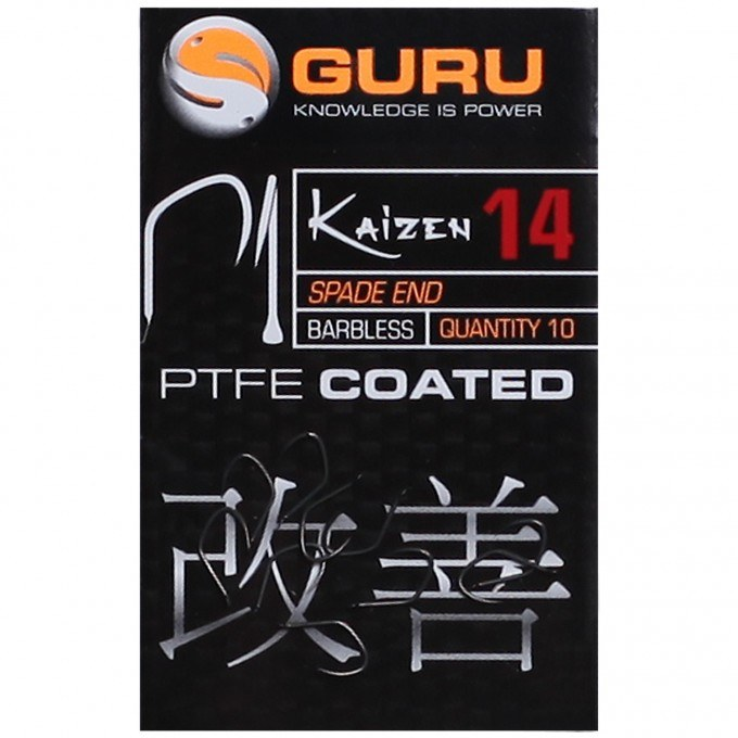 Guru Kiazen Hook Barbless