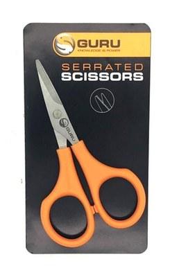 Guru Serrated Scissors