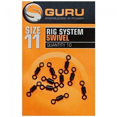 Guru Rig System Swivel Size 11