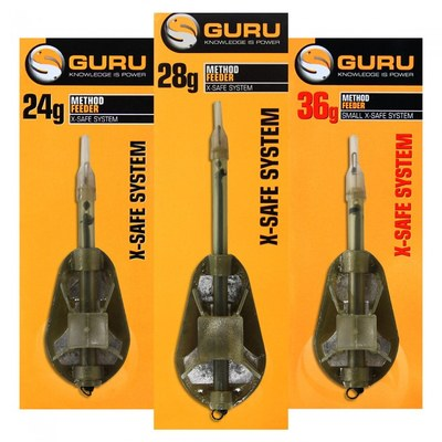 Guru Method Feeder X-Safe System